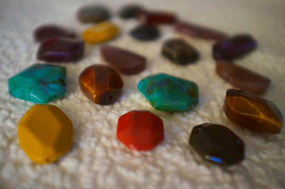 chunky gems